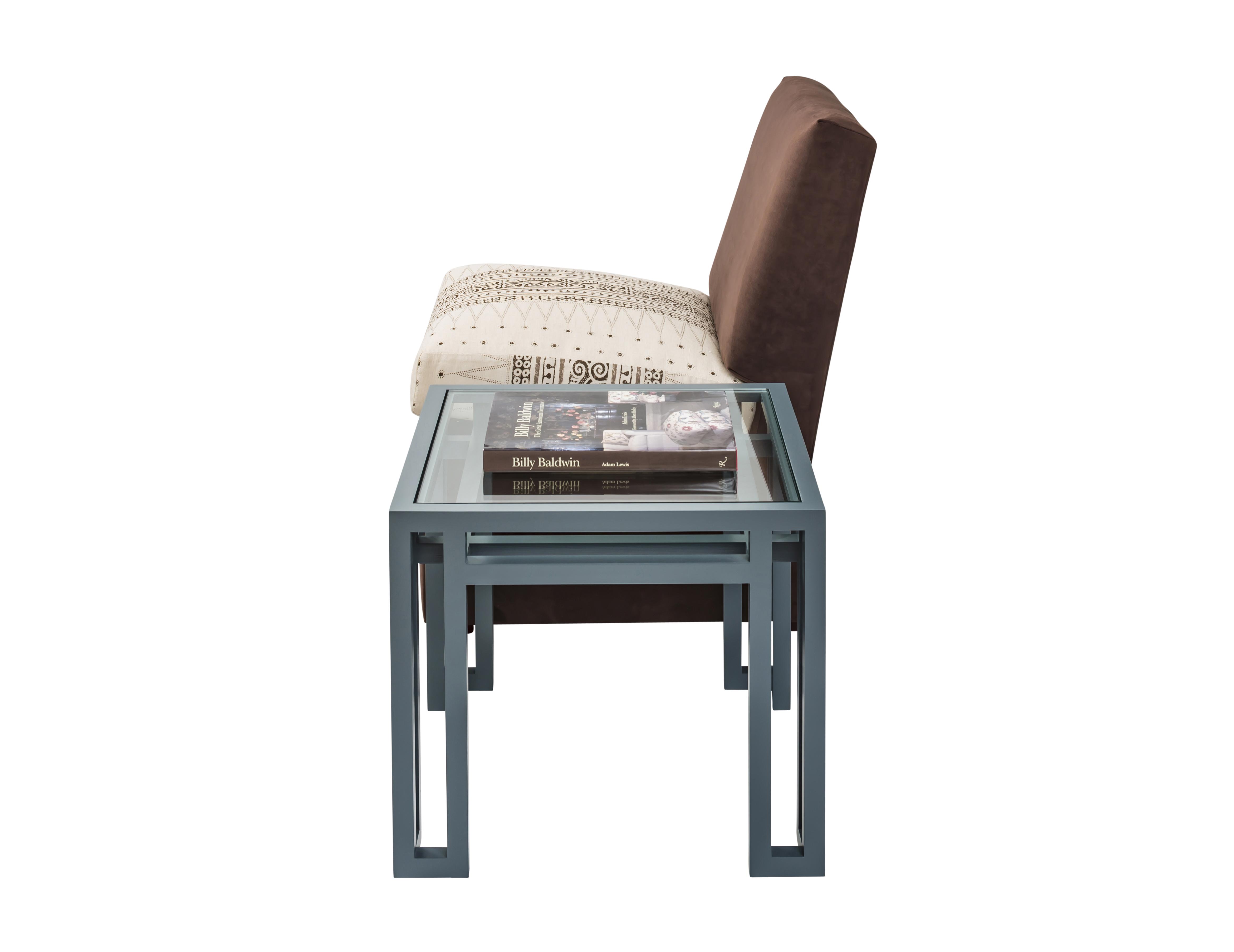 Medium Slipper Chair – Billy Baldwin Studio