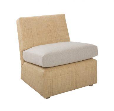 Large Slipper Chair