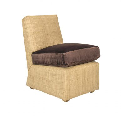 Small Slipper Chair